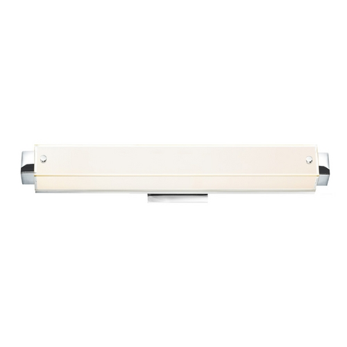 Sonneman Lighting Sonneman Lighting Parallel Polished Chrome LED Bathroom Light 3860.01LED