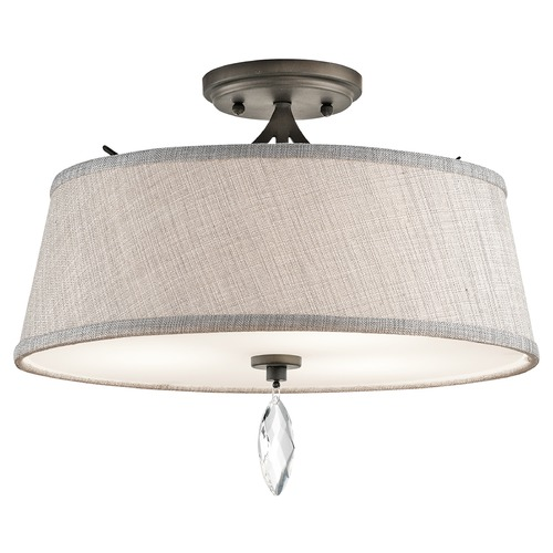 Kichler Lighting Kichler Lighting Casilda Semi-Flushmount Light 43567OZ