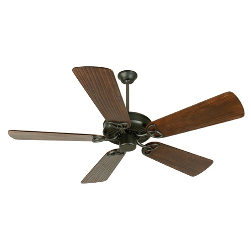 Craftmade Lighting Craftmade Lighting Cxl Flat Black Ceiling Fan Without Light K10959