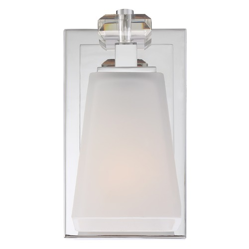 Quoizel Lighting Quoizel Lighting Supreme Polished Chrome Bathroom Light SPR8601C