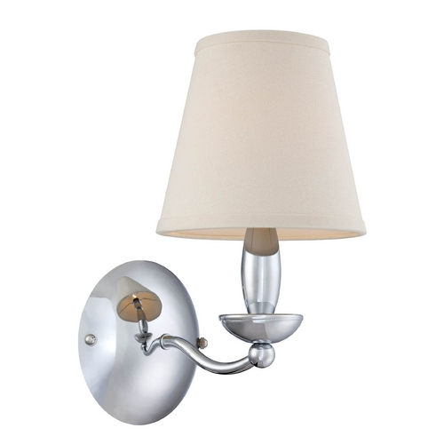 Lite Source Lighting Lite Source Lighting Althea Chrome Wall Lamp LS-13991C