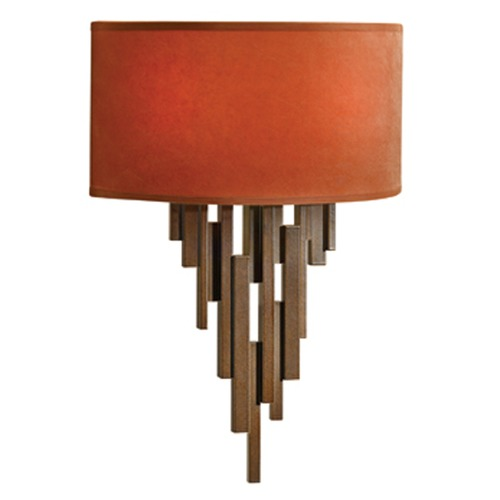 Hubbardton Forge Lighting Hubbardton Forge Echelon Bronze Sconce 207460-05-463