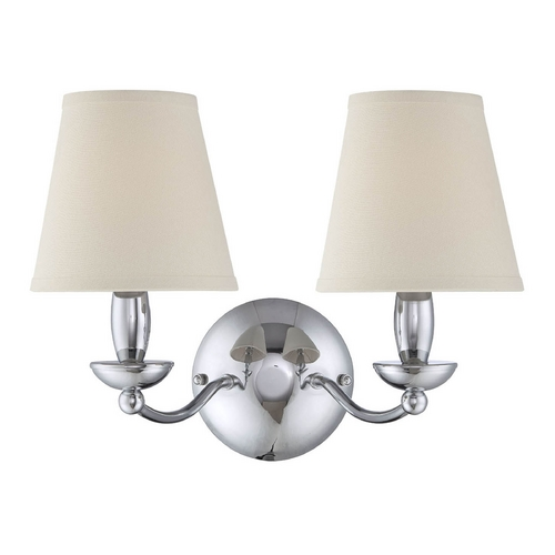 Lite Source Lighting Lite Source Lighting Althea Chrome Wall Lamp LS-13992C