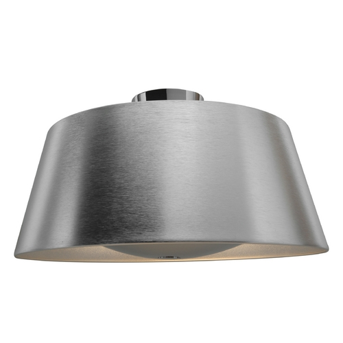 Access Lighting Access Lighting Soho Brushed Silver Flushmount Light 23764-BSL
