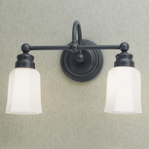 Norwell Lighting Norwell Lighting Emily Oil Rubbed Bronze Bathroom Light 8912-OB-HXO