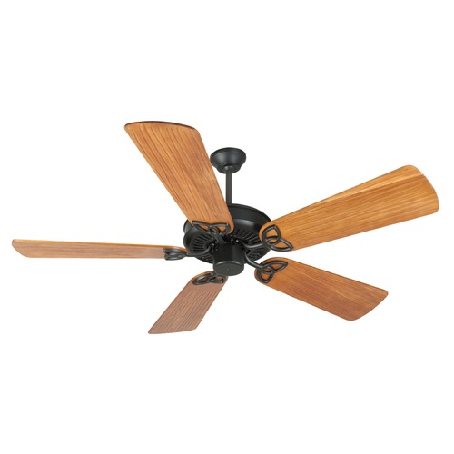 Craftmade Lighting Craftmade Lighting Cxl Flat Black Ceiling Fan Without Light K10961