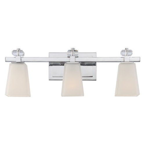 Quoizel Lighting Quoizel Lighting Supreme Polished Chrome Bathroom Light SPR8603C
