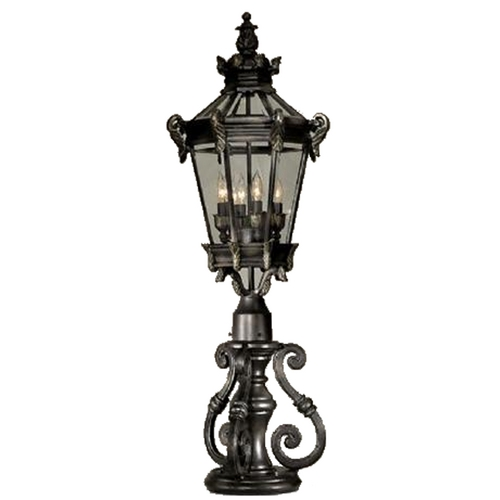 Minka Lavery Pier Mount in Heritage Finish 7940-94