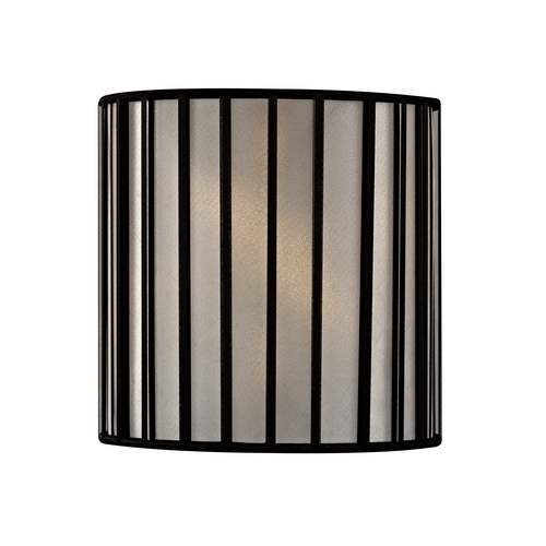Design Classics Lighting Black Drum Lamp Shade with Uno Assembly SH9546