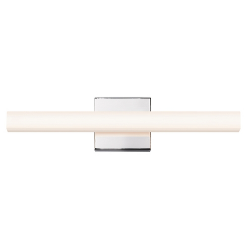 Sonneman Lighting Sonneman Lighting Sq-Bar Polished Chrome LED Bathroom Light 2420.01