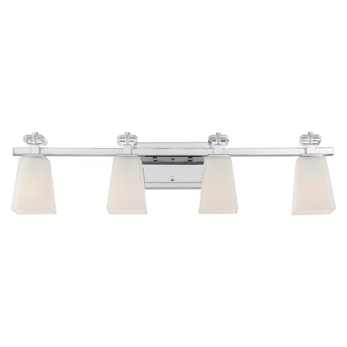 Quoizel Lighting Quoizel Lighting Supreme Polished Chrome Bathroom Light SPR8604C