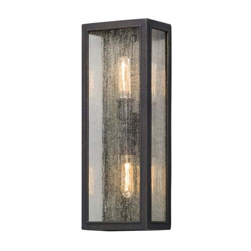 Troy Lighting Troy Lighting Dixon Vintage Bronze Outdoor Wall Light B5103
