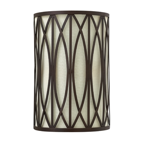 Hinkley Lighting Hinkley Lighting Walden Victorian Bronze Sconce 3292VZ