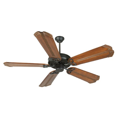 Craftmade Lighting Craftmade Lighting Cxl Flat Black Ceiling Fan Without Light K10963
