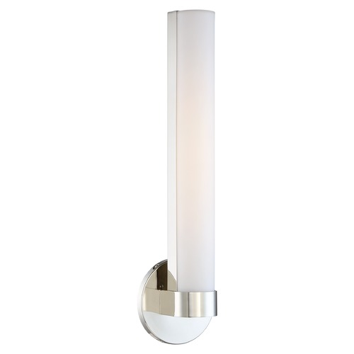 Nuvo Lighting Nuvo Lighting Bond Polished Nickel LED Sconce 62/723