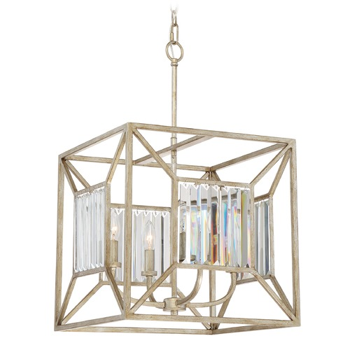 Quoizel Lighting Quoizel Lighting Sabrina Vintage Gold Pendant Light SRA5204VG