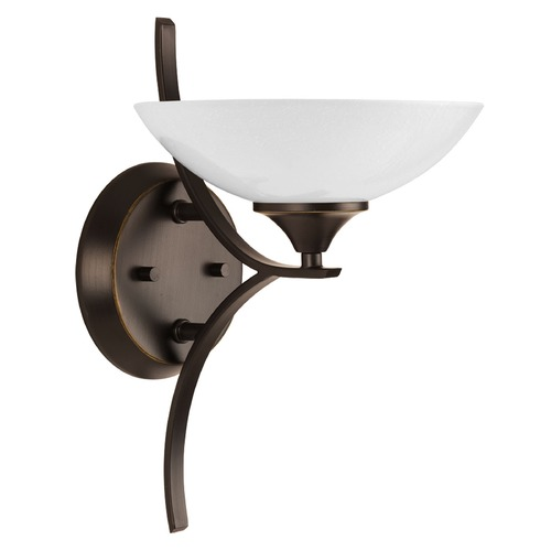 Progress Lighting Progress Lighting Prosper Antique Bronze Sconce P2150-20