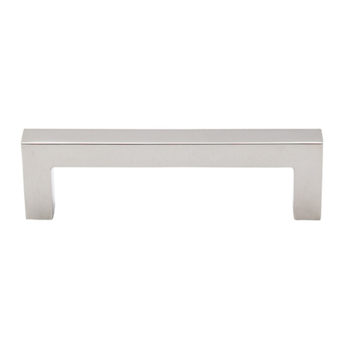 Top Knobs Hardware Modern Cabinet Pull in Polished Nickel Finish M1283