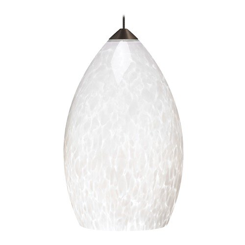 Tech Lighting Firefrit Satin Nickel Mini-Pendant Light by Tech Lighting 700MPFIRYWS