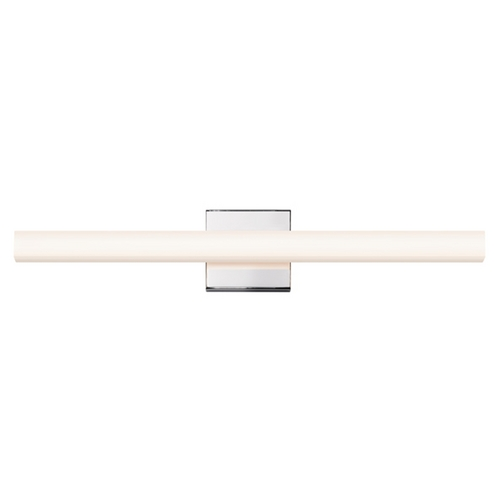 Sonneman Lighting Sonneman Lighting Sq-Bar Polished Chrome LED Bathroom Light 2421.01