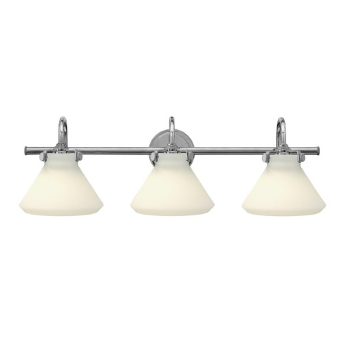 Hinkley Lighting Hinkley Lighting Congress Chrome Bathroom Light 50030CM