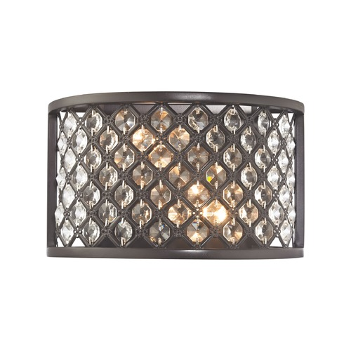 Elk Lighting Elk Lighting Genevieve Oil Rubbed Bronze Sconce 32100/2
