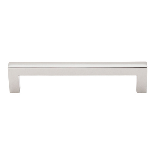 Top Knobs Hardware Modern Cabinet Pull in Polished Nickel Finish M1284