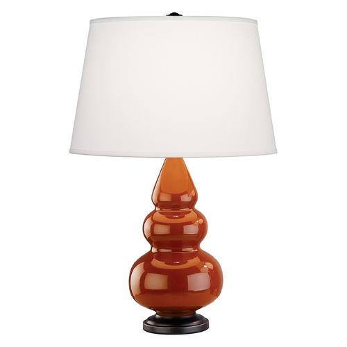 Robert Abbey Lighting Robert Abbey Small Triple Gourd Table Lamp 275X