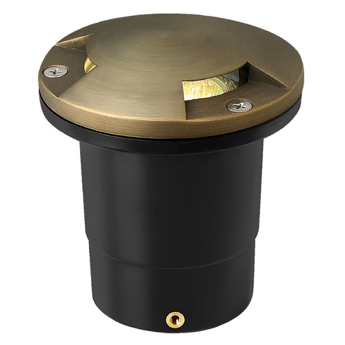 Hinkley In-Ground Well Light in Matte Bronze Finish 16710MZ