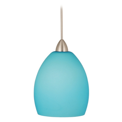 WAC Lighting Wac Lighting Contemporary Collection Chrome Mini-Pendant MP-524-LB/CH