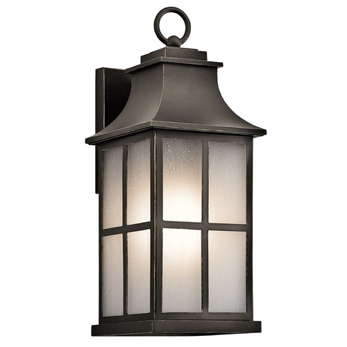 Kichler Lighting Kichler Lighting Pallerton Way Outdoor Wall Light 49580OZ
