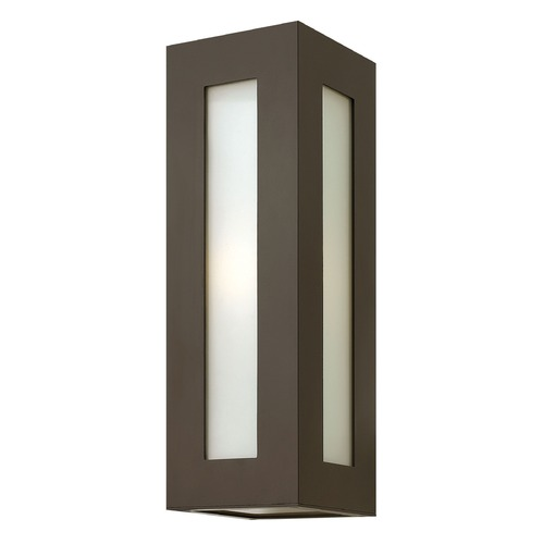 Hinkley Lighting Hinkley Lighting Dorian Bronze LED Outdoor Wall Light 2194BZ-LED