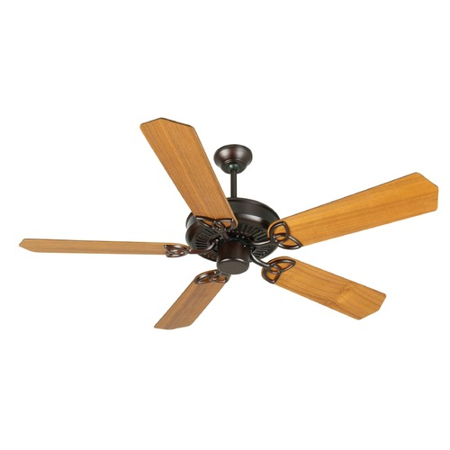 Craftmade Lighting Craftmade Lighting Cxl Oiled Bronze Ceiling Fan Without Light K10965