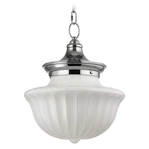 Hudson Valley Lighting Dutchess 2 Light Pendant Light - Polished Nickel 5015-PN