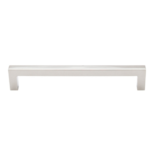 Top Knobs Hardware Modern Cabinet Pull in Polished Nickel Finish M1285