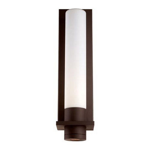 Modern Forms by WAC Lighting Modern Forms Jedi Bronze LED Outdoor Wall Light  WS-2818-BZ