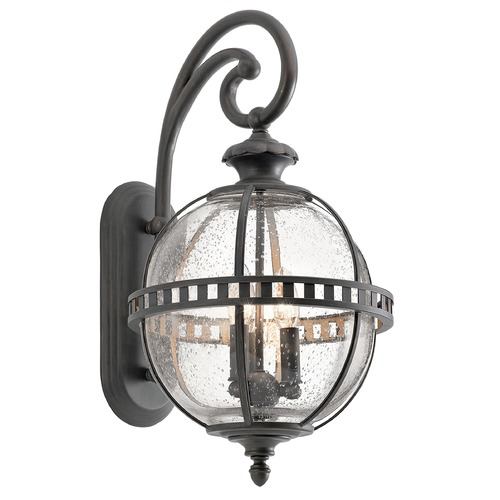 Kichler Lighting Kichler Lighting Halleron Outdoor Wall Light 49601LD