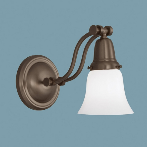 Norwell Lighting Norwell Lighting Franklin Oil Rubbed Bronze Sconce 3310-OB-BSO