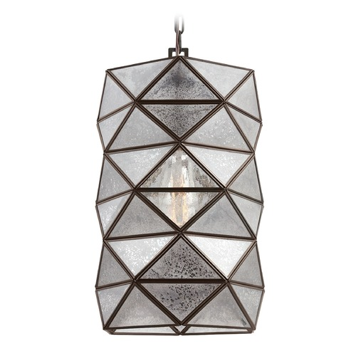 Sea Gull Lighting Sea Gull Lighting Harambee Heirloom Bronze Pendant Light 6641401-782