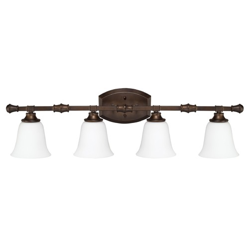 Capital Lighting Capital Lighting Belmont Burnished Bronze Bathroom Light 1334BB-242