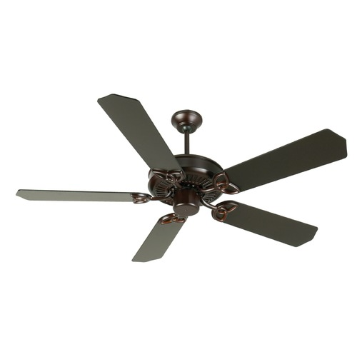 Craftmade Lighting Craftmade Lighting Cxl Oiled Bronze Ceiling Fan Without Light K10966