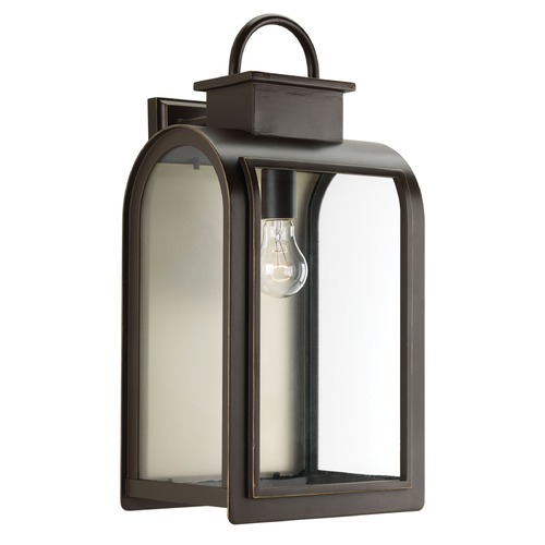 Progress Lighting Progress Lighting Refuge Oil Rubbed Bronze Outdoor Wall Light P6032-108