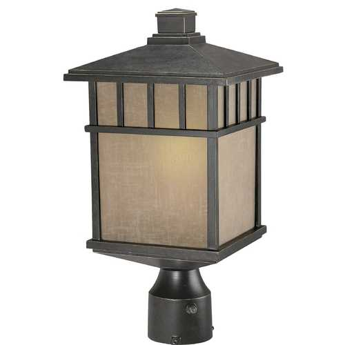 Dolan Designs Lighting 16-1/2-Inch Fluorescent Outdoor Post Light 9716-68
