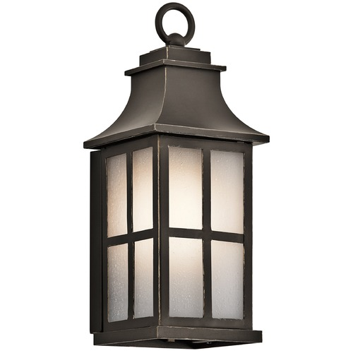 Kichler Lighting Kichler Lighting Pallerton Way Outdoor Wall Light 49579OZ