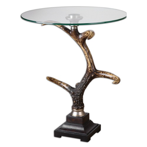 Uttermost Lighting Uttermost Stag Horn Accent Table 24430
