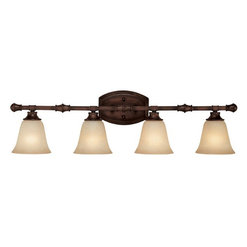 Capital Lighting Capital Lighting Belmont Burnished Bronze Bathroom Light 1334BB-287