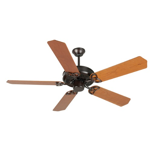 Craftmade Lighting Craftmade Lighting Cxl Oiled Bronze Ceiling Fan Without Light K10967