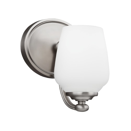 Feiss Lighting Feiss Lighting Vintner Satin Nickel Sconce VS20101SN