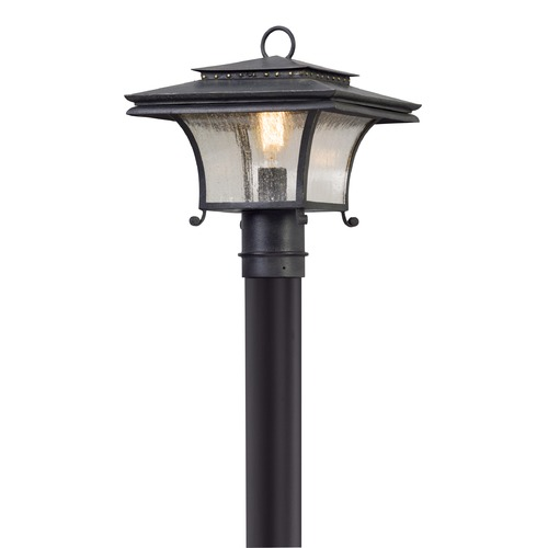 Troy Lighting Troy Lighting Grammercy Forged Iron Post Light P5145