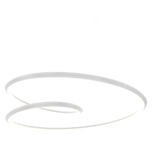 Kuzco Lighting Kuzco Lighting Ampersand White LED Pendant Light PD22339-WH